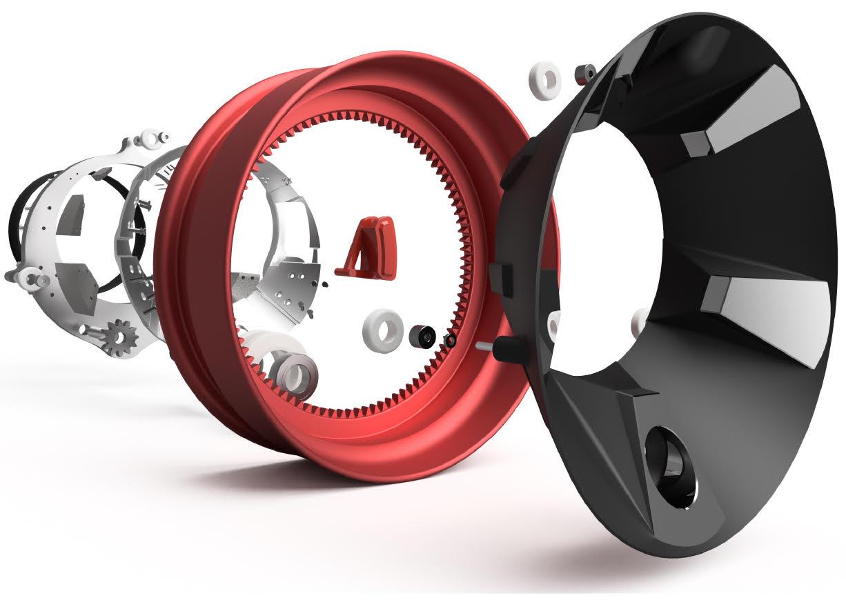 Technology | Orbis® Ring-Drive™ Wheels