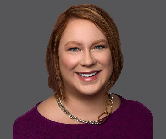 Jennifer Buzick, VP of operations